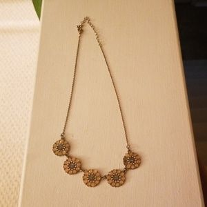 The Limited Floral Necklace